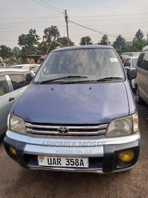 Toyota Noah 1999 Blue   Cars for sale in Central Region, Kampala