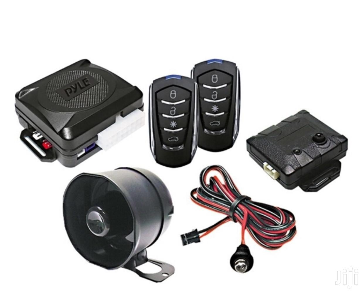 Car Security Alarm System