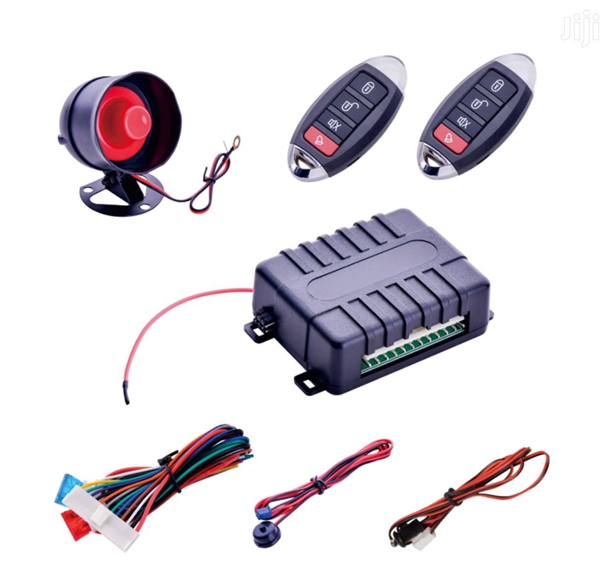 Auto Car Alarm Systems