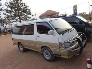 Toyota Lite-ace 1995 White | Buses & Microbuses for sale in Central Region, Kampala