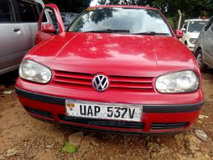 Volkswagen Golf 1997 Red | Cars for sale in Central Region, Kampala