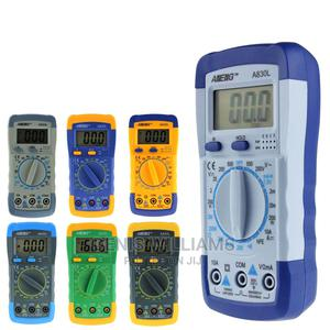 A830L LCD Digital Multimeter DC AC Voltage Diode Frequency T   Measuring & Layout Tools for sale in Central Region, Kampala