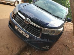 Toyota Kluger 2015 Blue | Cars for sale in Central Region, Kampala