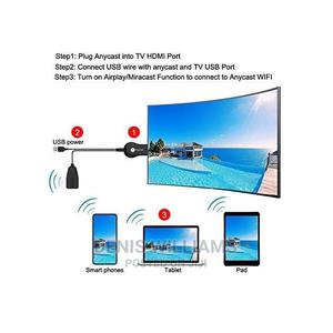 Anycast M2 Plus Airplay 1080P Wireless Wifi Display TV Dongl | Accessories & Supplies for Electronics for sale in Central Region, Kampala