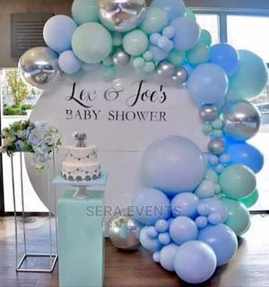 Blue and Green Baby Shower Decoration. | Party, Catering & Event Services for sale in Central Region, Wakiso