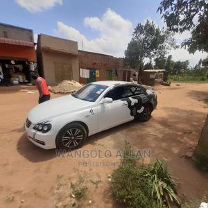 Toyota Mark X 2007 White   Cars for sale in Central Region, Mukono