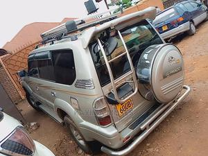 Toyota Land Cruiser Prado 1999 Silver | Cars for sale in Central Region, Kampala