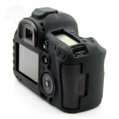 Archive: Soft Silicone Rubber Case Cover For Canon EOS 5D III 5D Mark III