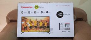 Changhong LED TV 40inchs   TV & DVD Equipment for sale in Eastern Region, Iganga