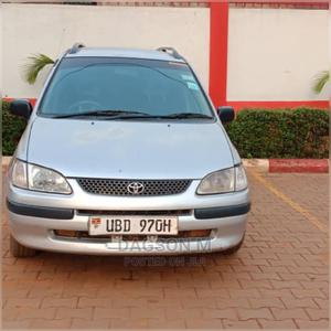 Toyota Corolla Spacio 1998 1.6 G (6 Seater) Silver | Cars for sale in Central Region, Kampala