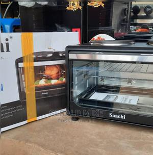 Saachi Electric Oven With Hot Plate | Kitchen Appliances for sale in Central Region, Kampala