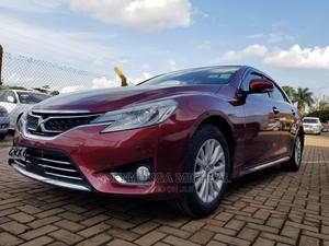Toyota Mark X 2014 Red   Cars for sale in Central Region, Kampala