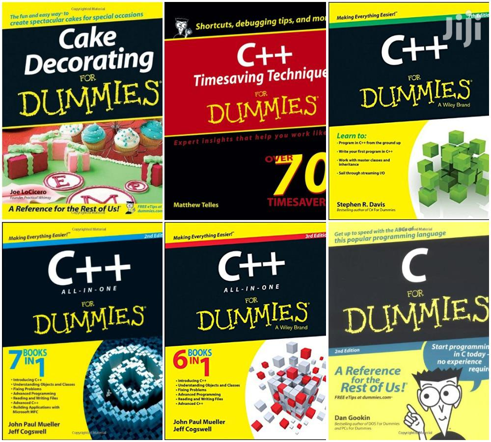 All Books For Dummies