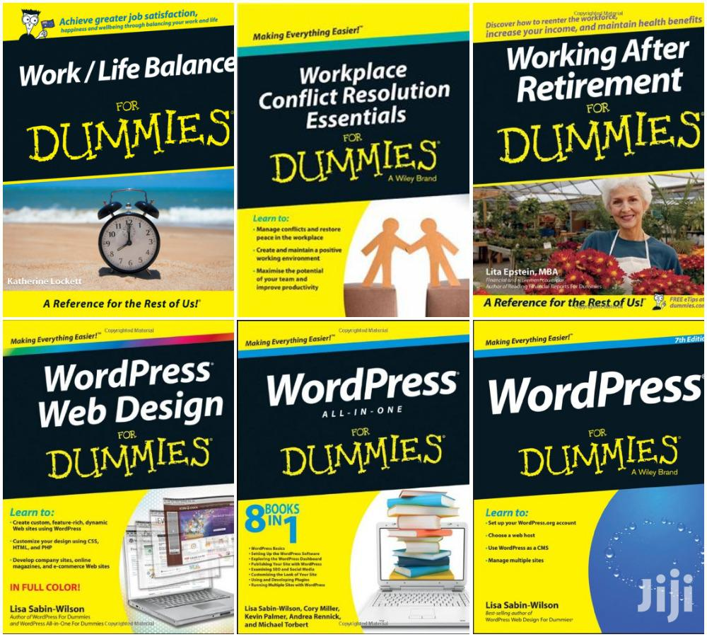 All Books For Dummies | Books & Games for sale in Kampala, Central Region, Uganda