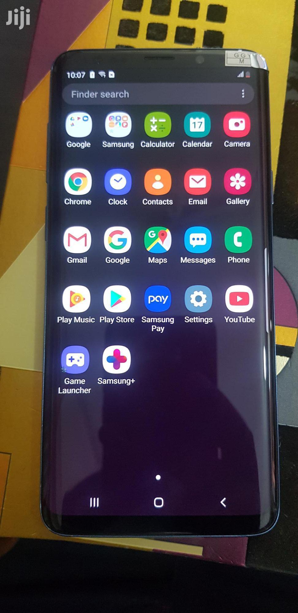 Samsung Galaxy S9 Plus 64 GB Gray