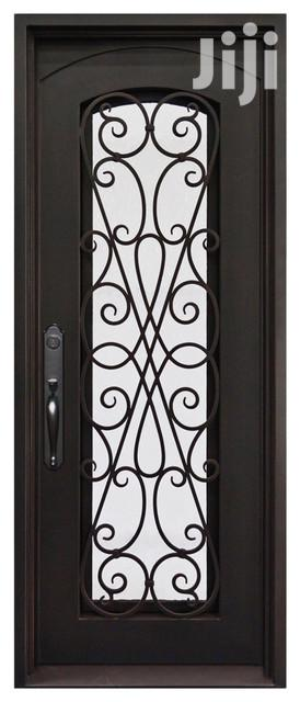 S140819 Wrought Iron High Quality Doors D | Doors for sale in Kampala, Central Region, Uganda