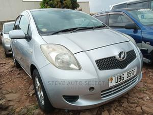 Toyota Vitz 2006 Silver   Cars for sale in Central Region, Kampala