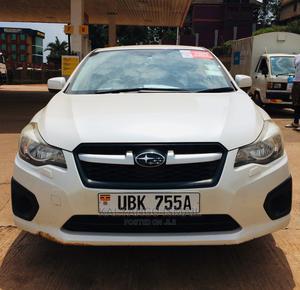 Subaru Impreza 2012 1.6 Sport White   Cars for sale in Central Region, Kampala