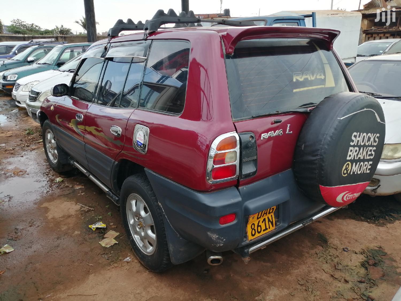 New Toyota RAV4 1998 Cabriolet Red   Cars for sale in Kampala, Central Region, Uganda