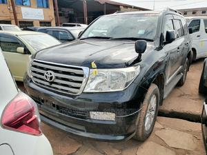 Toyota Land Cruiser 2008 Black | Cars for sale in Central Region, Kampala