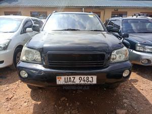 Toyota Kluger 2003 Black   Cars for sale in Central Region, Kampala