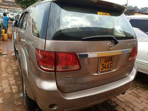 Toyota Fortuner 2006 Gold   Cars for sale in Central Region, Kampala