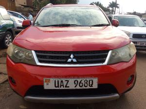 Mitsubishi Outlander 2006 Red   Cars for sale in Central Region, Kampala