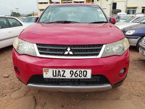 Mitsubishi Outlander 2006 2.0 Invite Red   Cars for sale in Central Region, Kampala