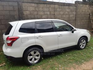 Subaru Forester 2014 White   Cars for sale in Central Region, Kampala
