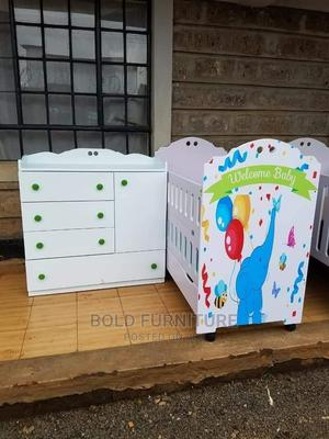 Baby Drawer and Cots   Children's Furniture for sale in Central Region, Kampala
