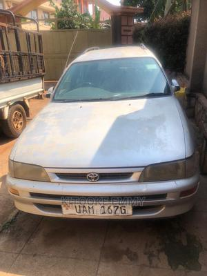 Toyota Corolla 1996 Gray   Cars for sale in Central Region, Mukono