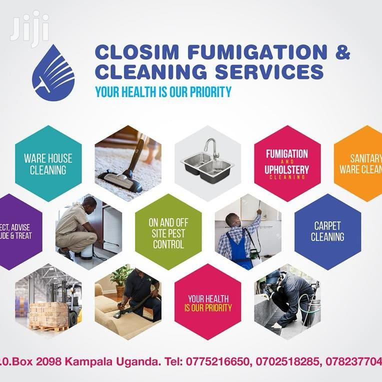 Closim Fumigation And Cleaning Services