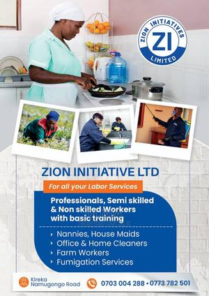 Recruitment Agency for Semi Skilled and None Skilled Labor   Recruitment Services for sale in Central Region, Kampala