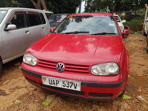 Volkswagen Golf 2002 Red | Cars for sale in Central Region, Kampala