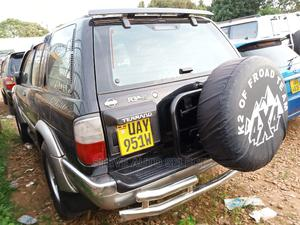 Nissan Terrano 2002 Black   Cars for sale in Central Region, Kampala