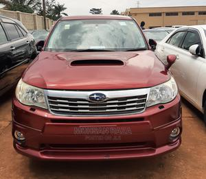 Subaru Forester 2010 Red   Cars for sale in Central Region, Kampala