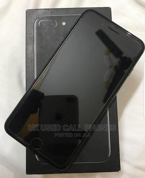 Apple iPhone 7 Plus 128 GB Black   Mobile Phones for sale in Central Region, Mukono