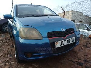 Toyota Vitz 2002 Blue | Cars for sale in Central Region, Kampala