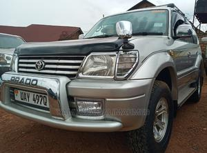 Toyota Land Cruiser Prado 1999 Silver   Cars for sale in Central Region, Kampala