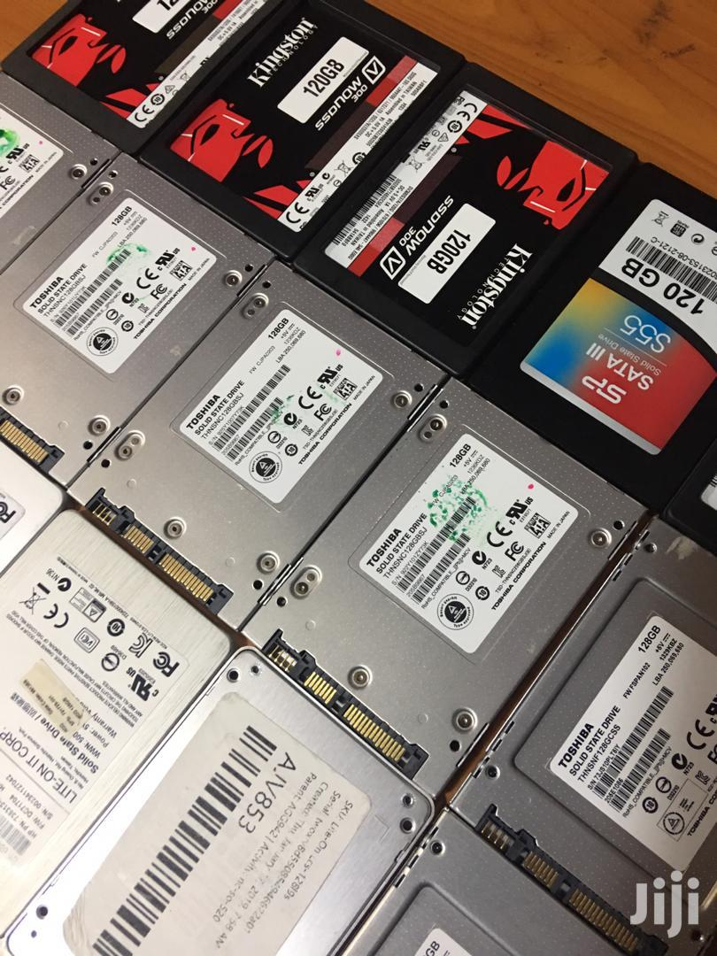 Archive: SSD Fast Hard Disks