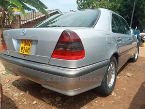 Mercedes-Benz C200 1997 Silver   Cars for sale in Central Region, Kampala