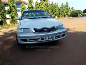 Toyota Premio 2002 White   Cars for sale in Central Region, Kampala