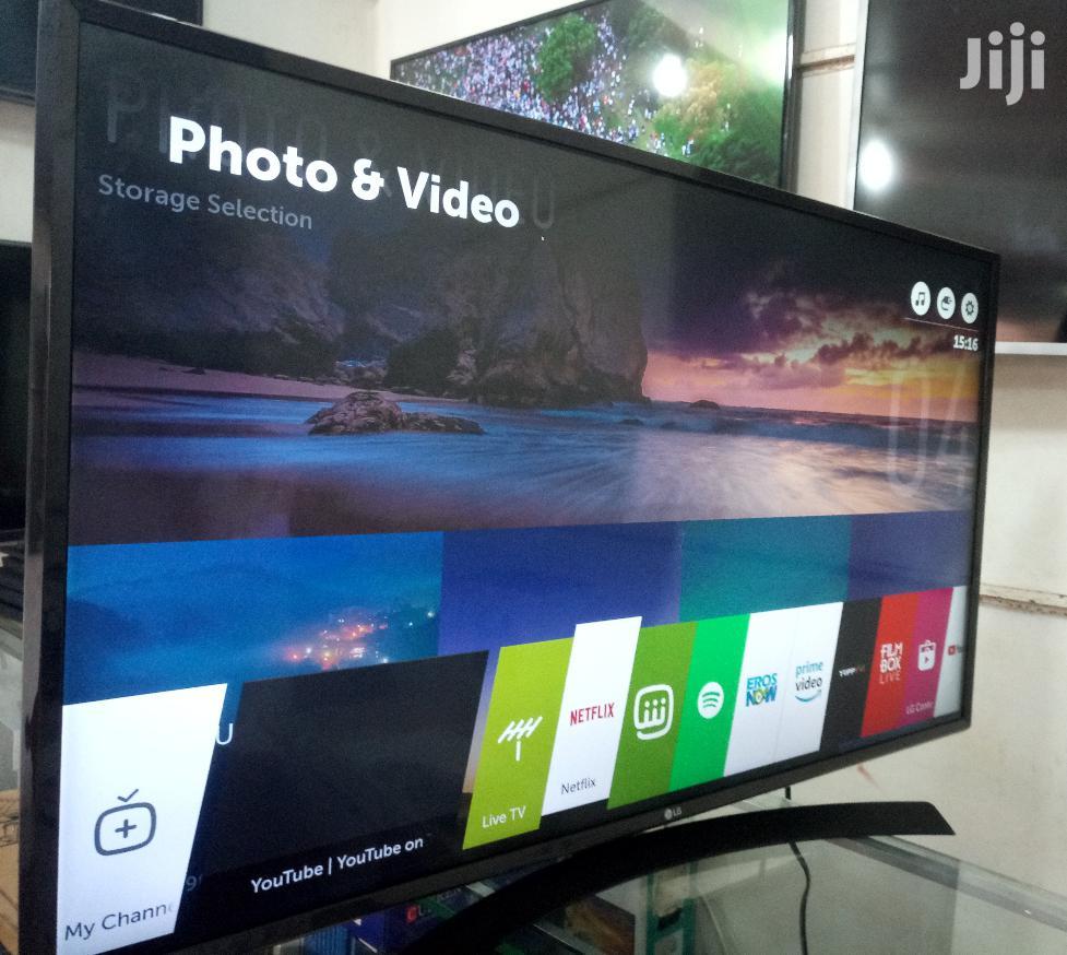 LG LED Smart Uhd 4K Digital Satellite TV 43 Inches   TV & DVD Equipment for sale in Kampala, Central Region, Uganda