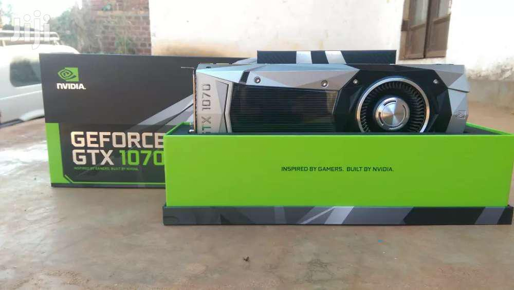 Archive: Nvidia Geforce GTX 1070 8GB Founders Edition