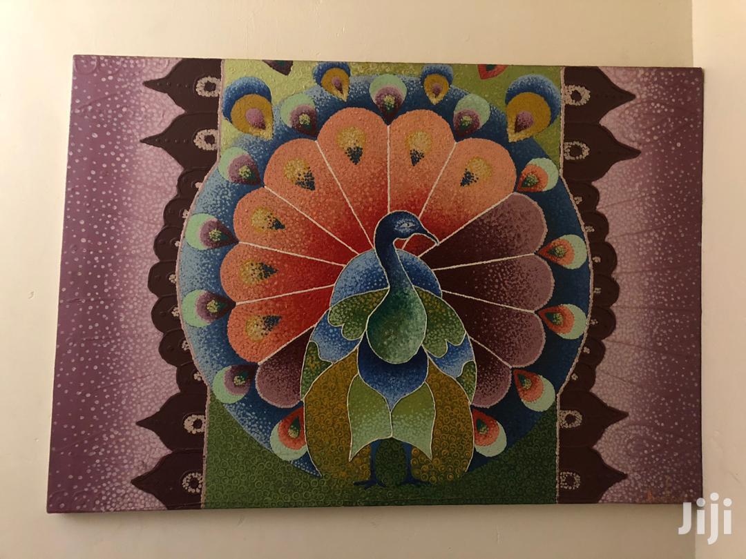 Beautiful Bird Creative Bird Oil Painting