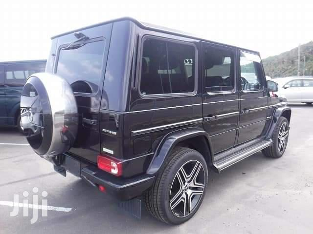 Mercedes-Benz G-Class 2014 Black | Cars for sale in Kampala, Central Region, Uganda