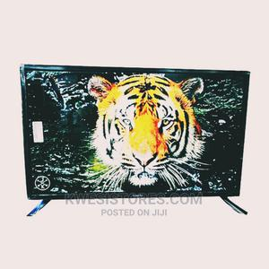 Saachi 19 Inch Slim LED Full Screen TV - Black | Audio & Music Equipment for sale in Central Region, Kampala