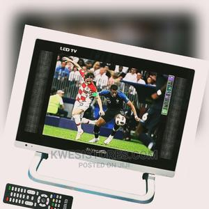 Golden Tech Flat Screen 17 Inch Led TV - Black | Audio & Music Equipment for sale in Central Region, Kampala
