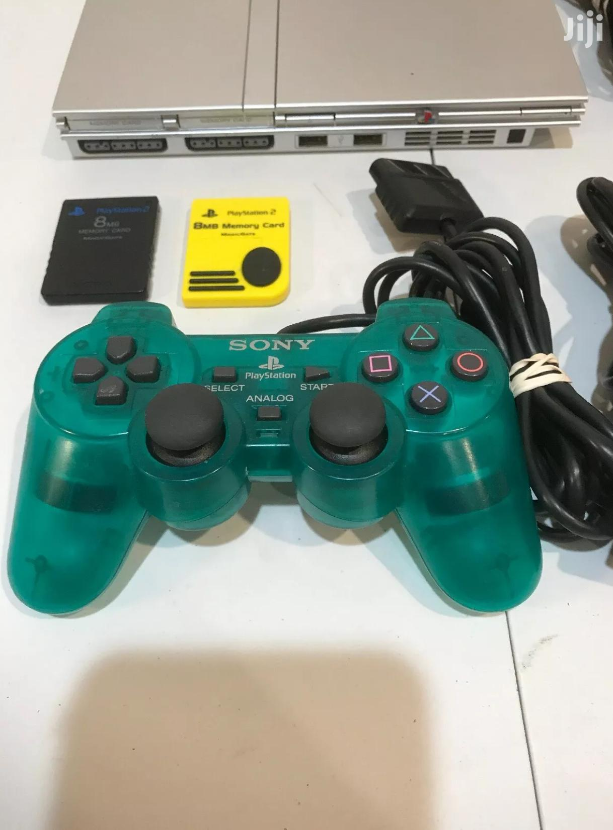 Archive: Ps2 Slim With 30games Installed On 120gb External Hdd And 2 Pads