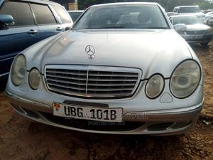 Mercedes-Benz E240 2007 Silver | Cars for sale in Central Region, Kampala